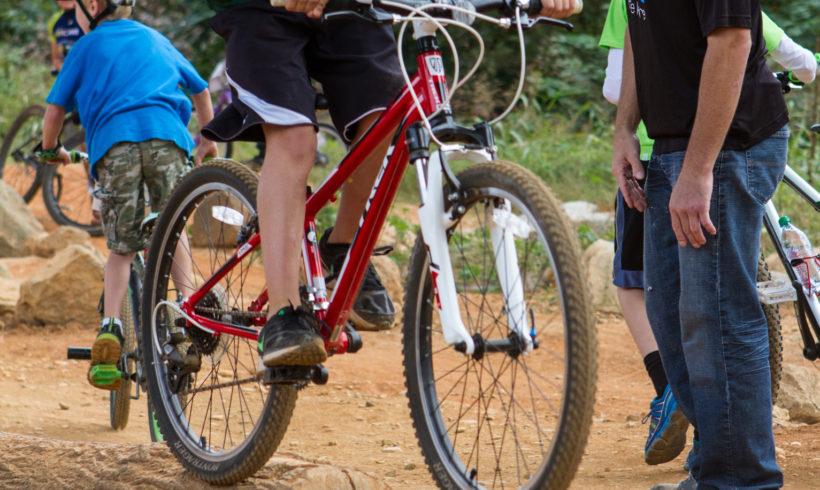 Take a Kid Mountain Biking Day – Rescheduled