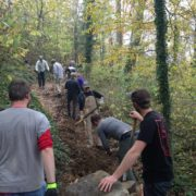 Fall Trail Building Class