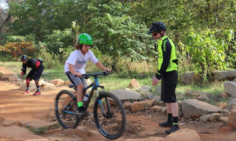 Take a Kid Mt Bike Day 2017